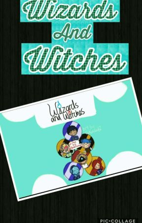 Wizards and Witches (Frozres, Newscapecomics, and DawnOfAshlie Fanfic) by Bruhitzerynn