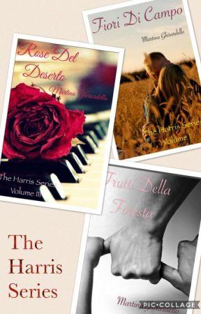 The Harris series by MartinaGhirardello