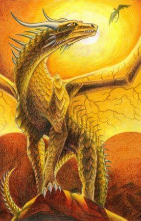 The Dragon Pendant by Aerono