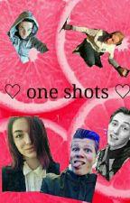one shots  by Danique1107