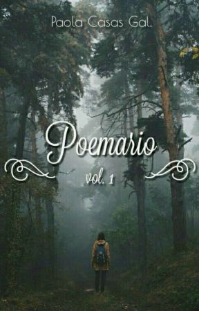 Poemario Vol. 1 by PaoCg7