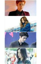 Wrong Man : (Complete) ✔Jennie Kim × Park ChanYeol × Oh Sehun  by Brey_Song