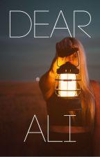 dear ali by emilyisfriendly