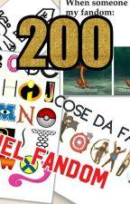 200 Cose da fare nel Fandom by fanboy_fandom