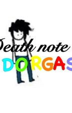 Death Note dorgas  by PandaePolar