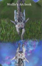 My art-book  by wolfie12553