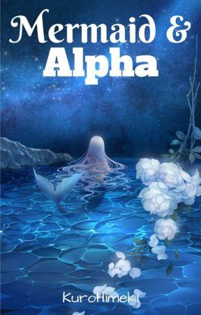 Mermaid & Alpha by KuroHimeki