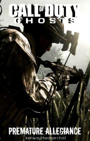 Call Of Duty Ghosts Premature Allegiance Cool Kid Wattpad