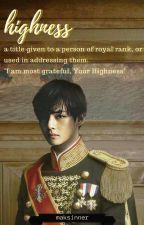 Highness by maxenestreet
