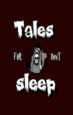 TALES FOR DON'T SLEEP / Historias para no dormir by TFDS_JRDP