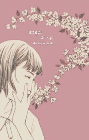 angel ; pl x dh by -stormyskylester