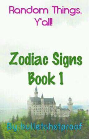 Zodiac Signs - Shakespeare Characters - Wattpad