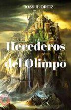 Los herederos del Olimpo (pausada)  by kevinjortizv