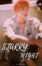 starry night ÷ namjin by sappyshipper