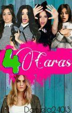 Las cuatro caras (camila cabello y tu) by Daniela241013