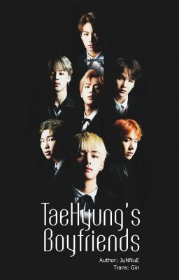 TRANS | AllV | TaeHyung's Boyfriends