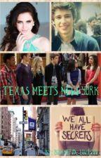 Texas Meets New York {Slow Updates} by booknerd_love222