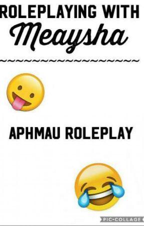 APHMAU RP WITH MEAYSHA by Duh_ItzMeaysha
