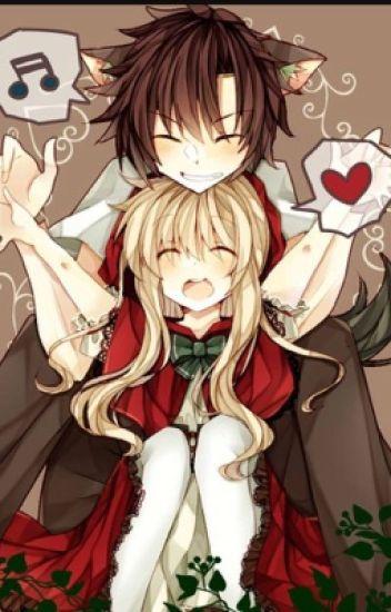 Little Red Riding Hood X Big Bad Wolf Love Story Cute Enjoy