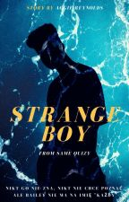 Strange Boy by AggieReynolds