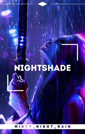 Nightshade- A Superhero Story by Misty_Night_Rain