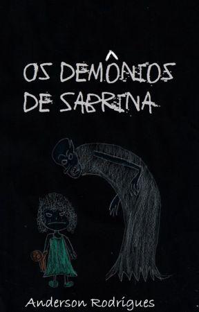 Os demônios de Sabrina by AndersonRodrigues581