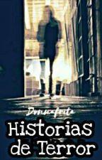 Historias De Terror... by DonnaFrita