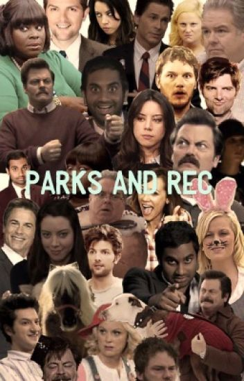 Parks and recreation trash