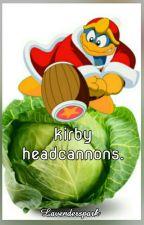 Kirby Headcanons by Doroken