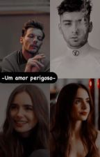 Um amor perigoso by VitoriaRibeiroGomes