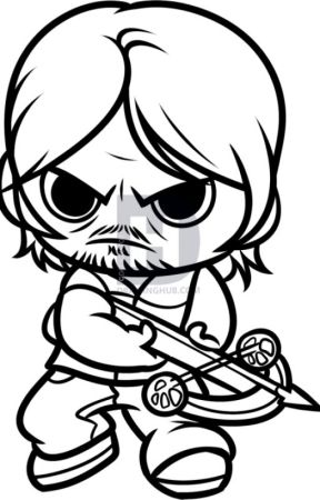 Daryl Freaking Dixon Imagines---PART 2! by SaltyDogs
