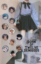 Dorm of 12 Demigods (D12D) [EXO FanFic] by seulliexx