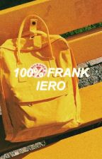 ❛ 100% FRANK IERO ❜ by -gaymikeyway