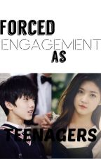 Forced Engagement as Teenagers || Jisung + Reader by sunny_c2003