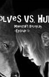 Wolfs Vs Humans by shadowbunny_studios