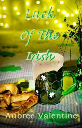 Luck Of The Irish by AubreeValentine