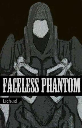 Faceless Phantom by Lichuel
