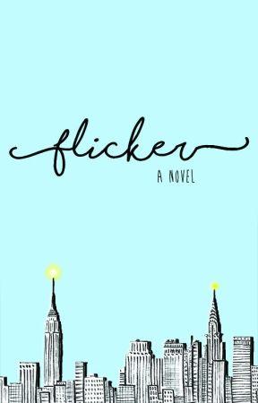 Flicker by rosalynraelyn