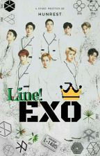 Line! EXO by Hunrest