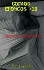 Contos Eróticos +18 by HeyJonh