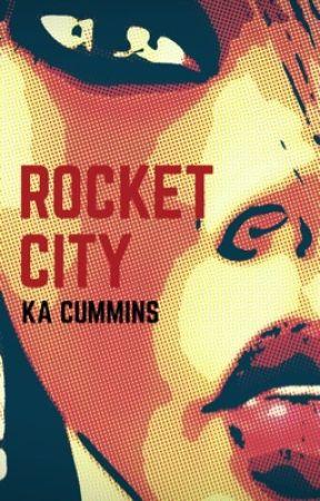 Rocket City (A Steampunk Story) by kacummins