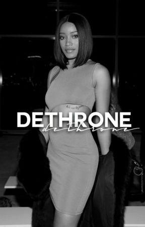 DETHRONE ▹ EMPIRE  by hakeemslyon