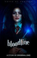 [1] BLOODLINE ━ HARRY POTTER by spiderhllsnd