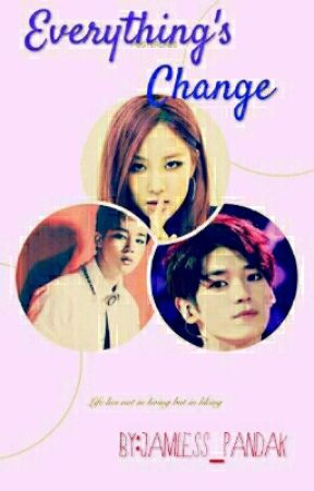 Everything's Change Park Jimin by ekay17fuentes