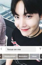 Focus on me || VHOPE by sugasbandana