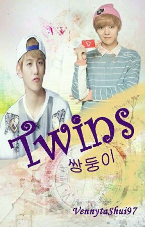 [1] Twins (쌍둥이) by VennytaShui97