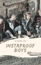 instaproof boys | BTS by kookience
