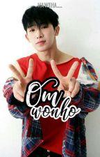 Om Wonho by haweha__