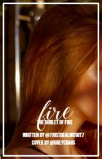 Goblet of Fire - Harry Potters twin sister book 4 by 7Justdealwithit7