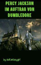 Percy Jackson im Auftrag von Dumbledore by HelFantasygirl